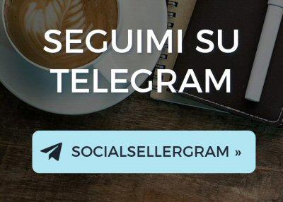 Seguimi su Telegram - Maria Letizia Russo