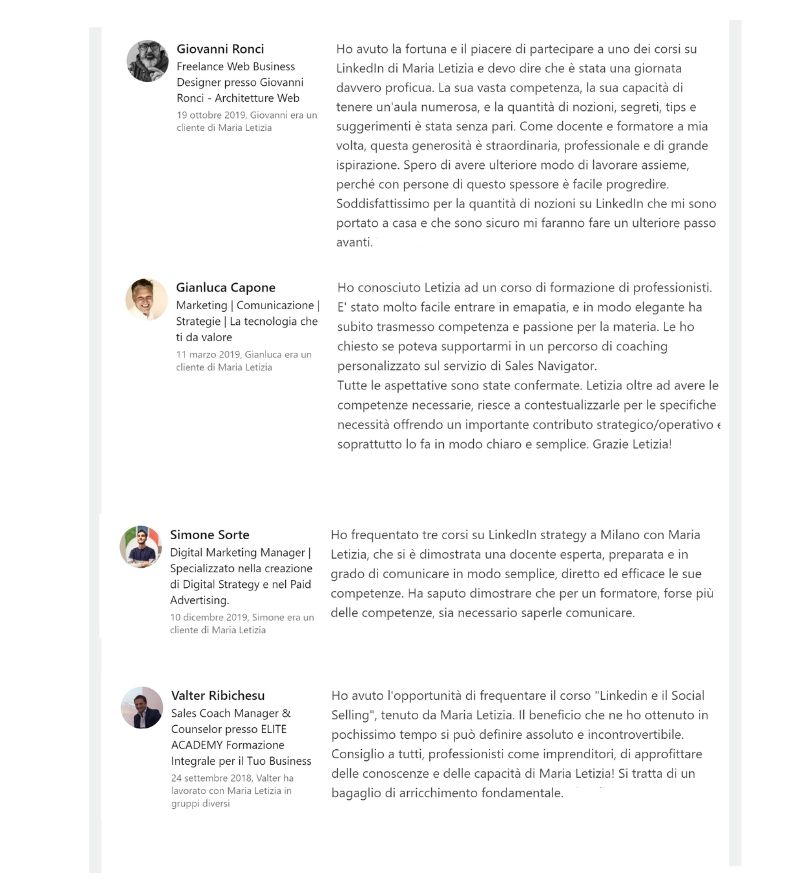 Maria Letizia Russo recensioni blog 3