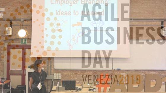 agile business day 2019 Ghisolfi Deborah