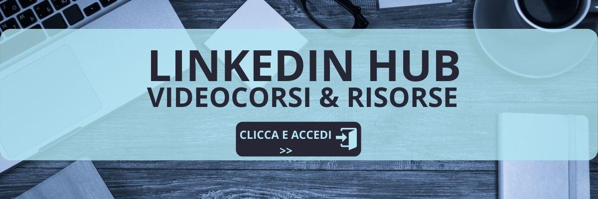 Videocorsi Linkedin e Sales Navigator online on demand